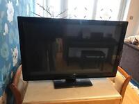 "Panasonic viera 42"" 3D plasma tv"