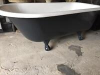 Victorian Roll Top Bath