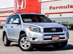 2008 Toyota RAV4 Base-The Kilometers are good: the condition bet