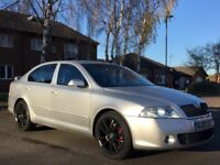 2007 SKODA OCTAVIA VRS 2.0 TDi 170 BHP - 102k with Full Service History - Excellent Condition