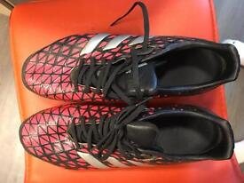 Adidas Adipower Kakari Rugby Boots size 11