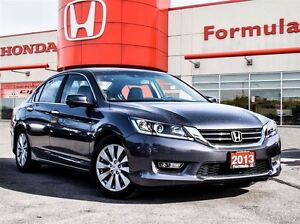 2013 Honda Accord Sedan EX-L | VERY LOW KM! | ONE OWNER - RARE F