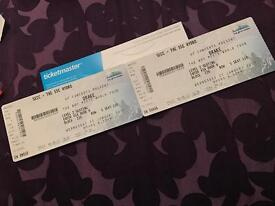 X2 Drake Tickets - Wednesday 25th January