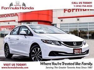 2013 Honda Civic EX | SUNROOF | BLUETOOTH