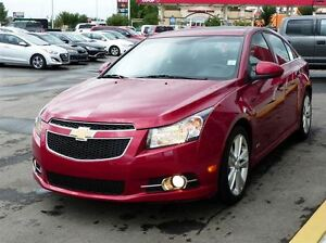 2012 Chevrolet Cruze LTZ Turbo Kijiji Ad Special Now Only $12950