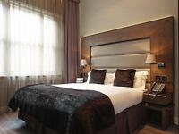 Night Receptionist for Luxury Boutique Hotel
