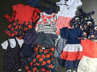 Great bundle for girl 12-18 months. Next, Gap, Mamas and Papas, Ted Baker.