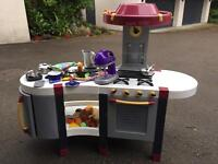 Smoby Kids Kitchen - includes all accessories