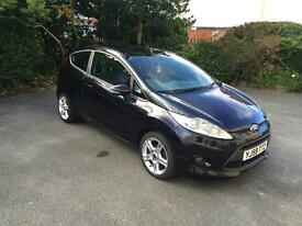 2009 FORD FIESTA 3door 1.6 TDCI Diesel Zetec S City Pack