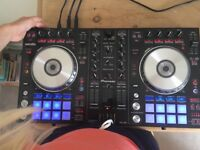 Pioneer ddj-sr two channel controlled