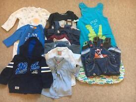 Baby boys clothes bundle 6-9 months