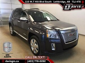 Used 2015 GMC Terrain AWD Denali-Navigation,Heated Front Leather
