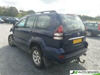 07 Toyota Landcruiser 3.0 BREAKING PARTS SPARES ONLY
