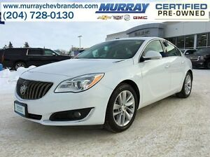 2016 Buick Regal Sdn Turbo AWD *Nav* *Heated Leather*