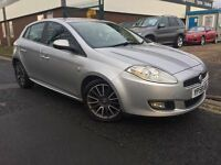 "FIAT BRAVO 1.4 ONE OWNER """"58 PLATE"""" 2009"