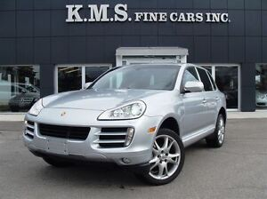 2008 Porsche Cayenne S| NAV| LOADED| CANADIAN