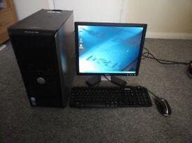 Dell Optiplex 320 Full PC