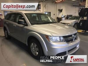 2011 Dodge Journey Canada Value Package | Cloth| Keyless entry|
