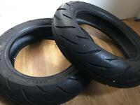 Honda MSX Tyres