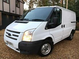 2012 Ford Transit 100 T260 Swb, One Owner, F/S/H, Great Condition... NO VAT!!!