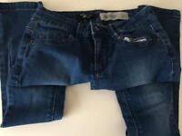 Girls age 10 Jeans Skinny