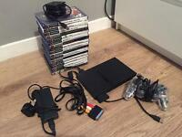 Slimline PlayStation 2
