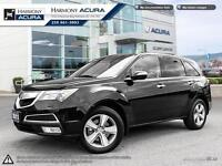 2011 Acura MDX TECH - ONE OWNER - LOCAL VEHICLE - LOADED - TRADE