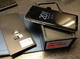 swop/sale Brand New Samsung s8 artic silver unlocked swop/sale