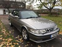 Saab convertible turbo