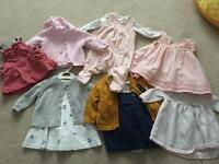 Up to 1 month outfits some never worn in perfect condition!!!