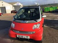smart for two city passion cabriolet