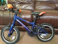 """Carreras cosmos children bike 14"""""""