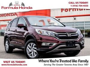 2015 Honda CR-V EX | ALL WHEEL DRIVE | SUNROOF - FORMULA HONDA