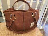 Brand new brown handbag