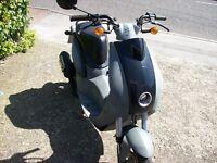 PEUGEOT LUDIX 50cc 2005 REG very low milage full 12 months mot cheap to run cummuter scooter