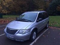Chrysler Voyager 2.8 CRD 7 SEATER AUTOMATIC LOW MILES ONLY 75K FSH & MOT! PART EX TAKEN?