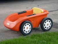 Little Tikes Sport Coupe - vintage, collectable, classic toy car