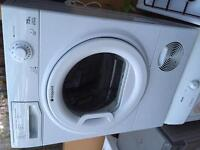Hot point 7.5kg washing machine good condition free delivery £90