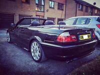 BMW E46 330ci CONVERTIBLE ***FULL LOADED*