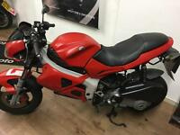 Gilera DNA 125cc Automatic in great working condition