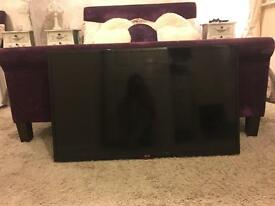 LG led tv 42 inch. New condition