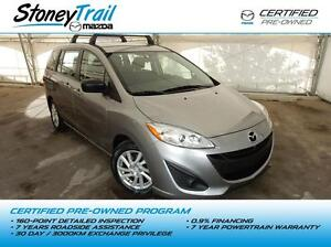 2012 Mazda Mazda5 MAZDA CERTIFICATION AVAILABLE! - GS 6sp
