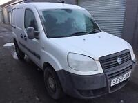Bargain fiat doblo 1.3 multi jet, years MOT. Ready for work