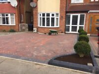 Garden Landscaping, Block Paving and Brickwork