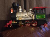 Steam train toy