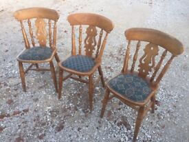 Pub chairs/dining chairs