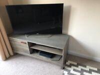 John Lewis Asha tv cabinet 6 months old .