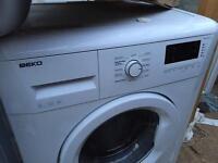 Beko 6kg washing machine good condition free delivery £90