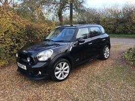 Mini Countryman S All4