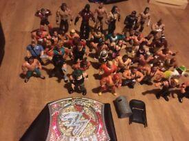 WWE FIGURES 31